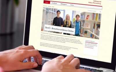 Zentrales Bewerberverfahren online (BEWO)