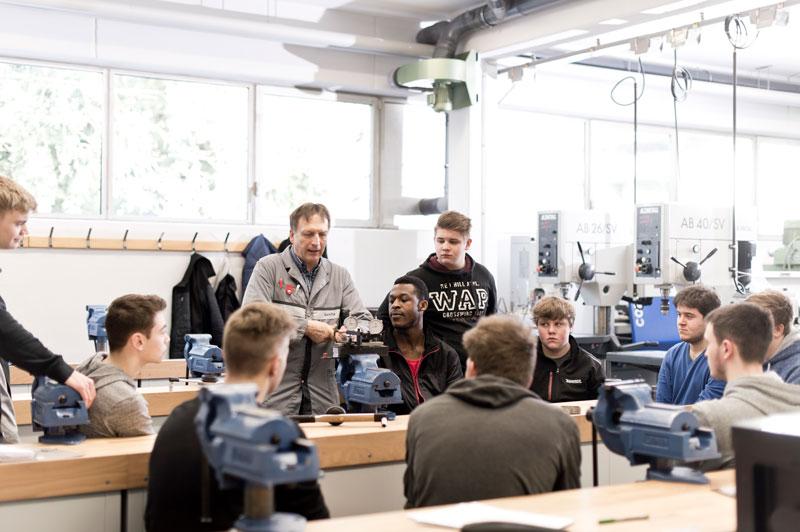 Berufliche Schule Riedlingen Duale Ausbildungsvorbereitung AVdual