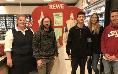 """Nachhaltigkeit zählt – das SMV-Projekt """"Beutelbaum"""""""