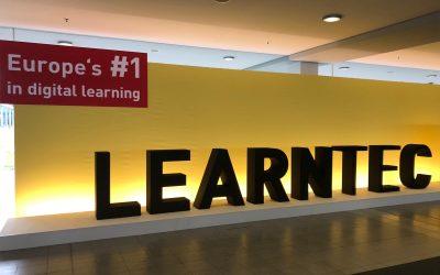 Digitales Lehren und Lernen – Die BSR auf der Learntec